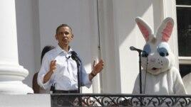 La celebración en la Casa Blanca será este lunes 1 de abril.