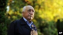 فتح اﻟله گولن روحانی ۷۹ ساله اهل ترکیه و ساکن ایالت پنسیلوانیا در آمریکا - آرشیو