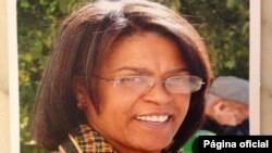 Ruth Monteiro, advogada guineense