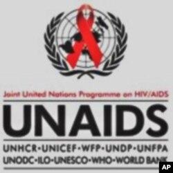 ເຄື່ອງໝາຍຂອງອົງການ UNAIDS