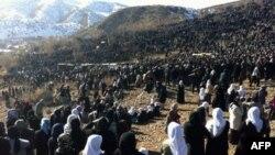 Turqi: Zhvillohet ceremonia mortore e 35 civilëve të vrarë nga ushtria turke