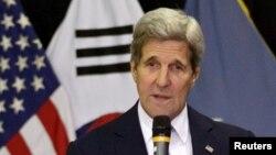 John Kerry, le secrétaire d'Etat américain