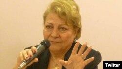 گیتی پورفاضل، وکیل دادگستری و فعال مدنی