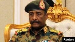 Shugaban Sudan Janar Abdel Fattah Abdelrahman al-Burhan