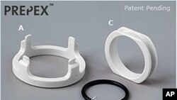 PrePex device is described as a safe, painless, nonsurgical method to perform circumcision on adult men.