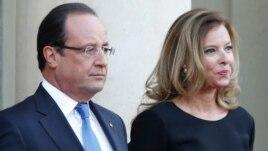 Presidenti Hollande ndahet nga e dashura