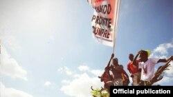 Campanha eleitoral da Frelimo