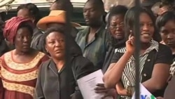 2011-10-08 粵語新聞: 數百人參加非洲諾貝爾和平獎得主國葬