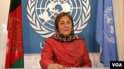 نیلاب مبارز، سخنگوی دفتر هیات معاونت ملل متحد در افغانستان (یوناما)