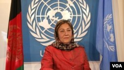 نیلاب مبارز، سخنگوی یوناما