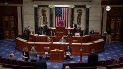 Com crÍticas da esquerda e da direita Congresso aprova hoje quase dois triliões de dólares de combate à COVID-19 - 6:24