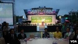 """台湾本土团体""""倾囊""""支持参加世卫大会"""