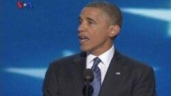 Pengukuhan Obama - Liputan VOA untuk Kompas Siang