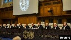 Третейский суд в Гааге (Нидерланды)