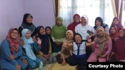 Anggiasari, difabel yang juga Caleg DPR RI Partai Nasdem Dapil DIY. (Foto courtesy: Anggi)