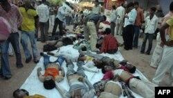 Hindistan'da Dünkü Panikte Ölenlere Tazminat Ödenecek