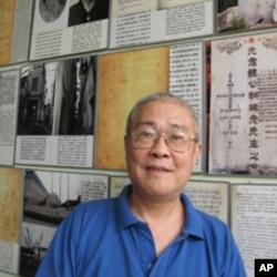 涂胜华讲述父亲的故事