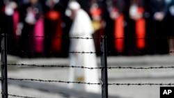 Pape Francis 29 juillet 2016.