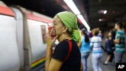 """""""Hoy más que nunca es necesaria la cuarentena para evitar la transmisión comunitaria (…)"""", afirmó la vicepresidenta del gobierno en disputa de Nicolás Maduro."""