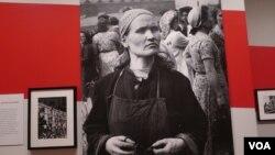 Лиза Ларсен. Советская женщина. Photo: Oleg Sulkin
