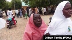 L'école de la ville de Yauri visée par une attaque des hommes armés, au Nigeria, le 18 juin 2021.