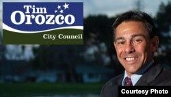 Ứng cử viên Tim Orozco