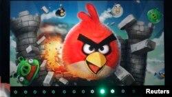 Angry Birds fue originalmente un juego diseñado para teléfonos inteligentes con pantalla táctil.