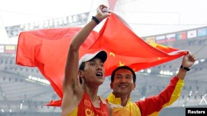 Jeux Paralympiques La Chine Franchit Le Cap Des Cent Medailles