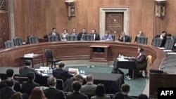 Pretres u pododboru senatskog Odbora za spoljnu politiku
