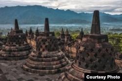 Candi Borobudur di Magelang, Jawa Tengah akan dibuka kembali awal Juni 2020. (Foto: PT TWC)