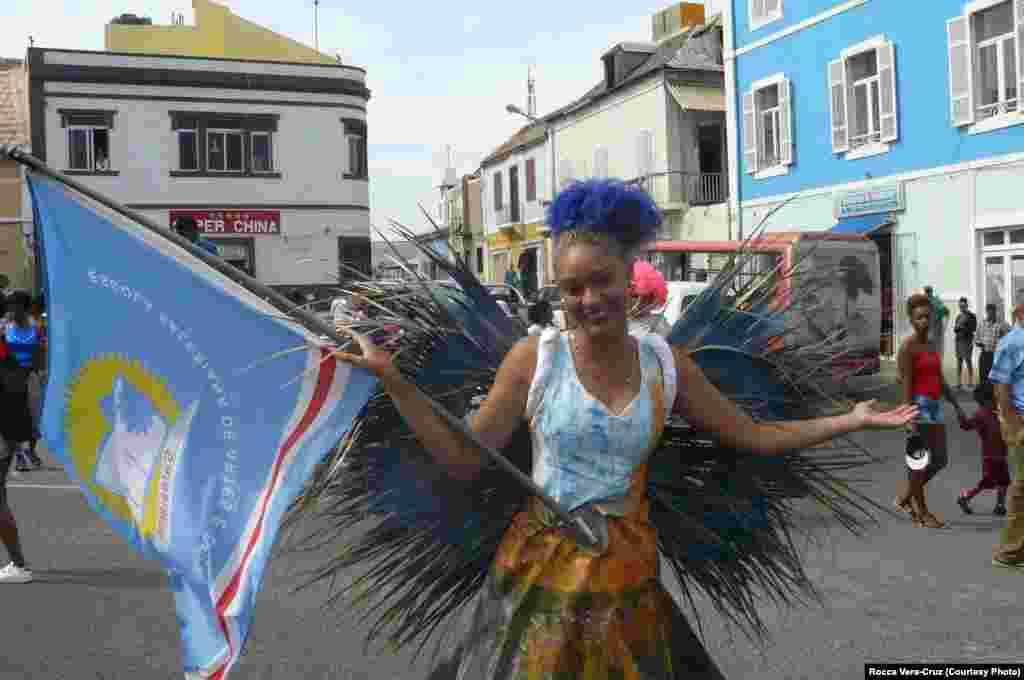 Carnaval de São Vicente, Escola dos Salesianos, Fev 2017