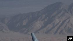 ایران کا امریکی جاسوس طیارہ گرانے کا دعویٰ