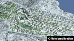 Bakı şəhərinin yeni inkişaf layihəsi