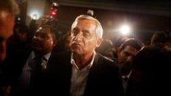 انتخاب مدير پيشين وزارت اطلاعات گواتمالا به عنوان رييس جمهور