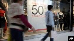 La percepción económica de los consumidores es la más positiva desde febrero de 2008.