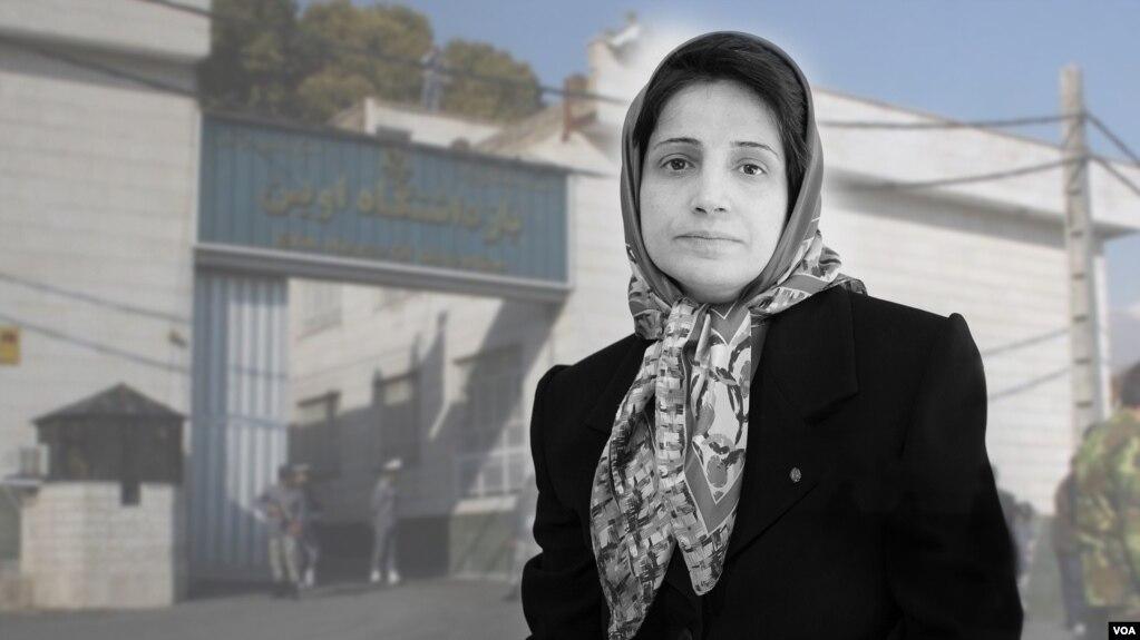 نسرین ستوده، وکیل دادگستری زندانی و فعال حقوق بشر