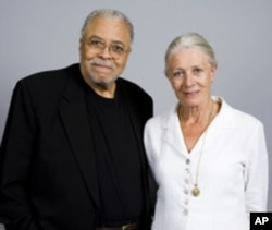Film legends Vanessa Redgrave and James Earl Jones star in 'Driving Miss Daisy' this fall on Broadway.