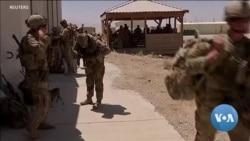 US Drawdown From Afghanistan Now Underway