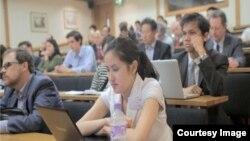 지난 5월 영국 옥스포드 대학에서 열린 '인게이지 코리아(Engage Korea)' 1차 학술회의.