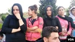 هنوز هم ۲۰۰۰ زن و دختر ایزدی اسیر تندروان داعش اند