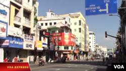 Đường Phan Đình Phùng, quận Phú Nhuận, Tp. HCM.
