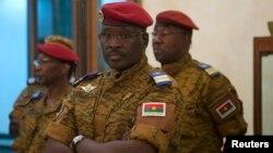 Le premier ministre du Burkina Faso Yacouba Isaac Zida le 23 novembre 2014.
