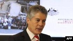Ngoại trưởng Australia Stephen Smith