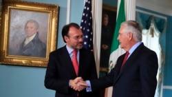 Venezuela ဒီမုိကေရစီ ေဖၚေဆာင္ေရး Tillerson တုိက္တြန္း