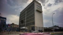 Ambasada amerikane në Kubë