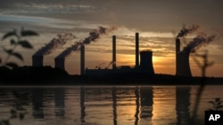 The coal-fired Plant Scherer, one of the nation's top carbon dioxide emitters, in Juliette, Ga., June, 3, 2017. President Donald Trump pulled the U.S. from the landmark Paris climate agreement, striking a major blow to worldwide efforts to combat global warming.