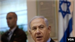 El primer ministro israelí, Benjamin Netanyahu, hablará ante Naciones Unidas para exponer la posición de su país.