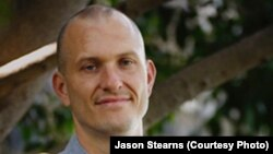 FILE - Jason Stearns is the director of the Congo Research Group and senior fellow at New York University.