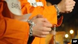 تعداد نامعلوم شهروندان افغان نیز در زندان گوانتانامو محبوس اند