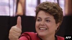 Con đường tiến tới vị trí tổng thống của bà Rousseff của bà khác xa hẳn với truyền thống